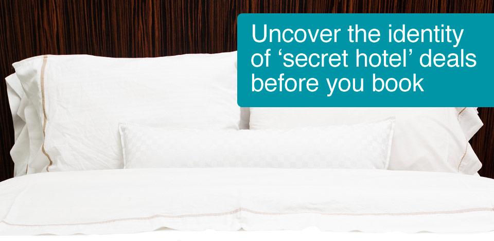 Latest Secret Hotels Revealed In Melbourne
